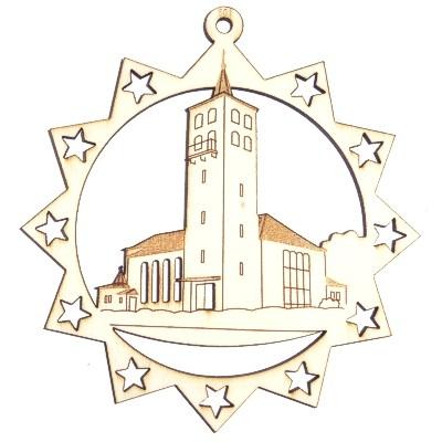 Hühnerfeld - Evangelische Kirche 501