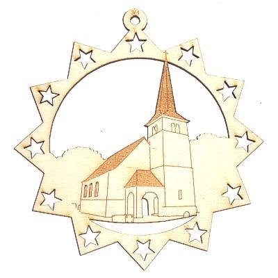 Kastel-Staadt - Alte Kirche 374