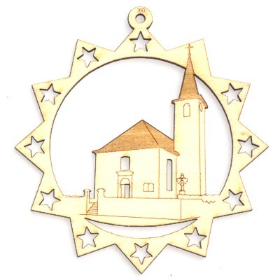 Güdingen - Evangelische Kirche 360
