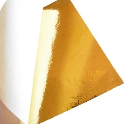 Goldfarbenes Schlagmetal, goldfarben 231