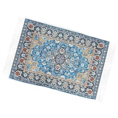 Teppich, orientalisch blau 193