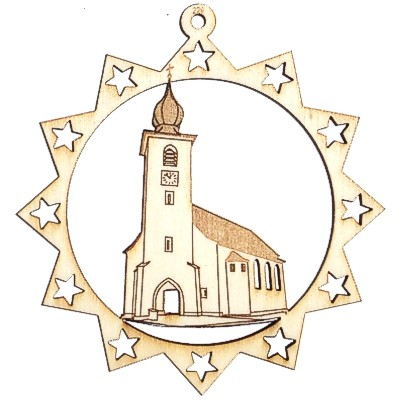 Hauptstuhl - Kirche 229