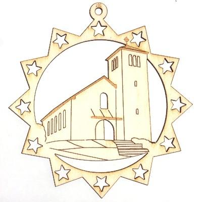 Dorf im Bohnental - Kapelle 232