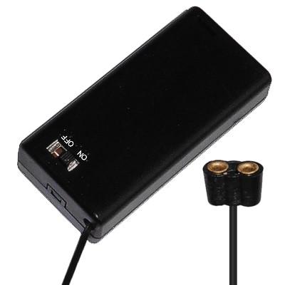 Batteriefach mit Kupplung 622