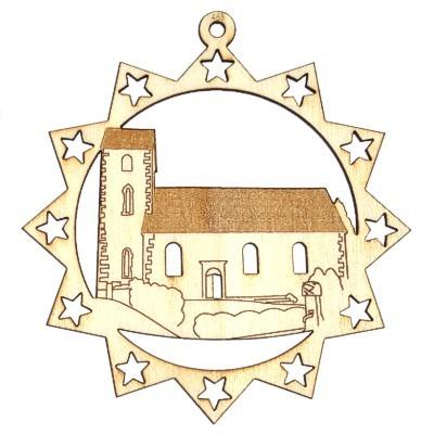 Wolfersheim - Evangelische Kirche 486