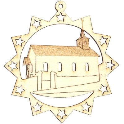 Bilzingen - Kapelle St. Lucia 591